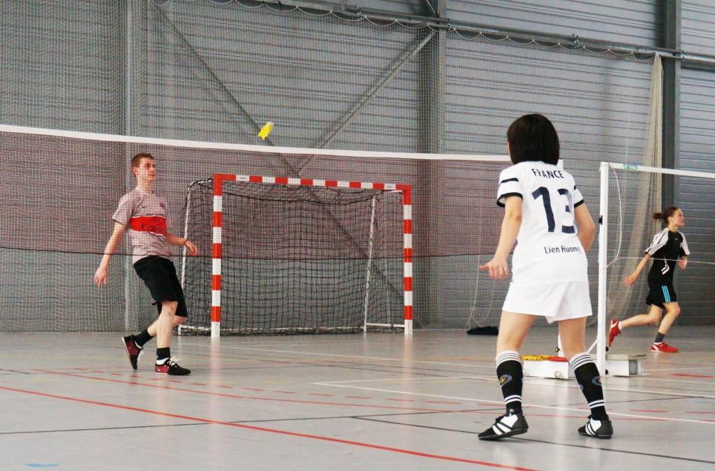 Etienne (Puteaux) - Un des jeunes joueurs de Puteaux, qui a réussi un beau tournoi !