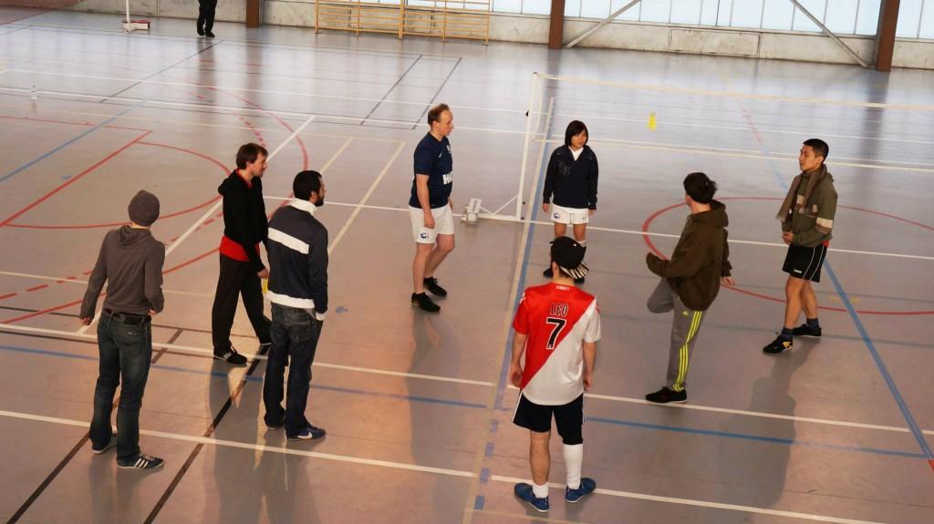 Le club de Paris, venu avec force joueurs talentueux !