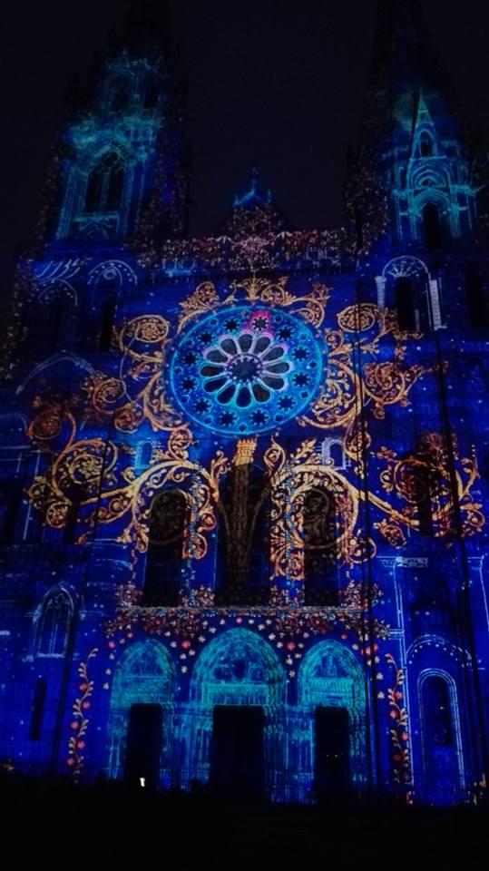 illuminations chartres